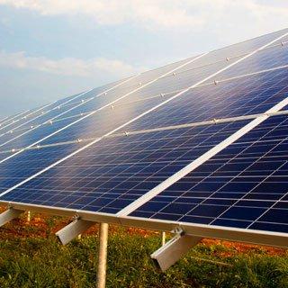 Government Energy Management - solar panels